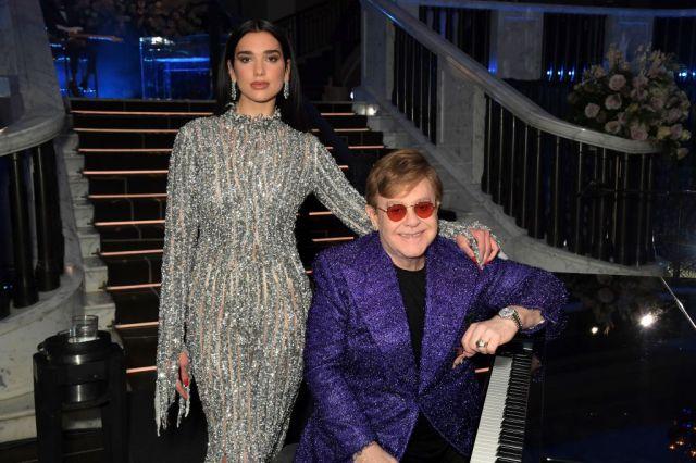 Elton John, Dua Lipa Drop Blessed Madonna Remix of 'Cold Heart'.jpg