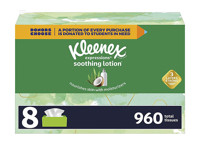 Kleenex-Expressions-Soothing-Lotion-Facial-Tissues