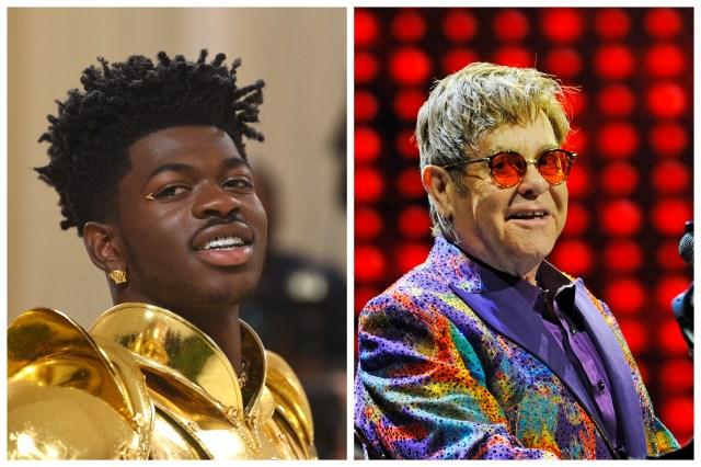 Lil Nas X, Elton John Team Up on 'One of Me' Ballad.jpg