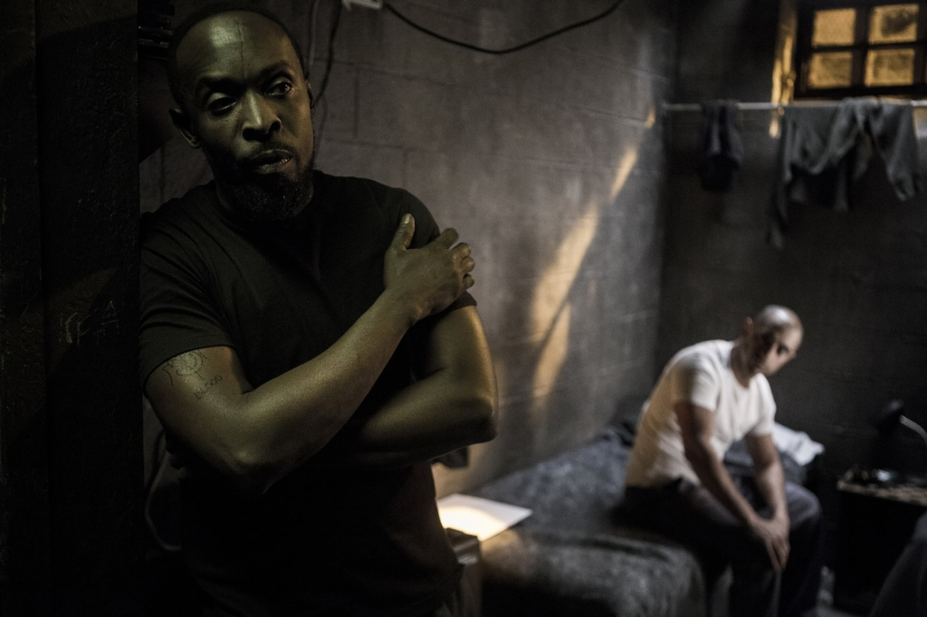 Michael K Williams as Freddy Knight in The Night Of.