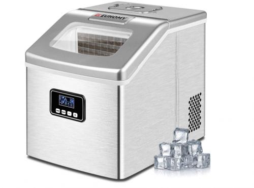 Euhomy Ice Maker Machine Countertop, 40Lbs