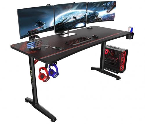 "EUREKA ERGONOMIC Gaming Desk 60"""