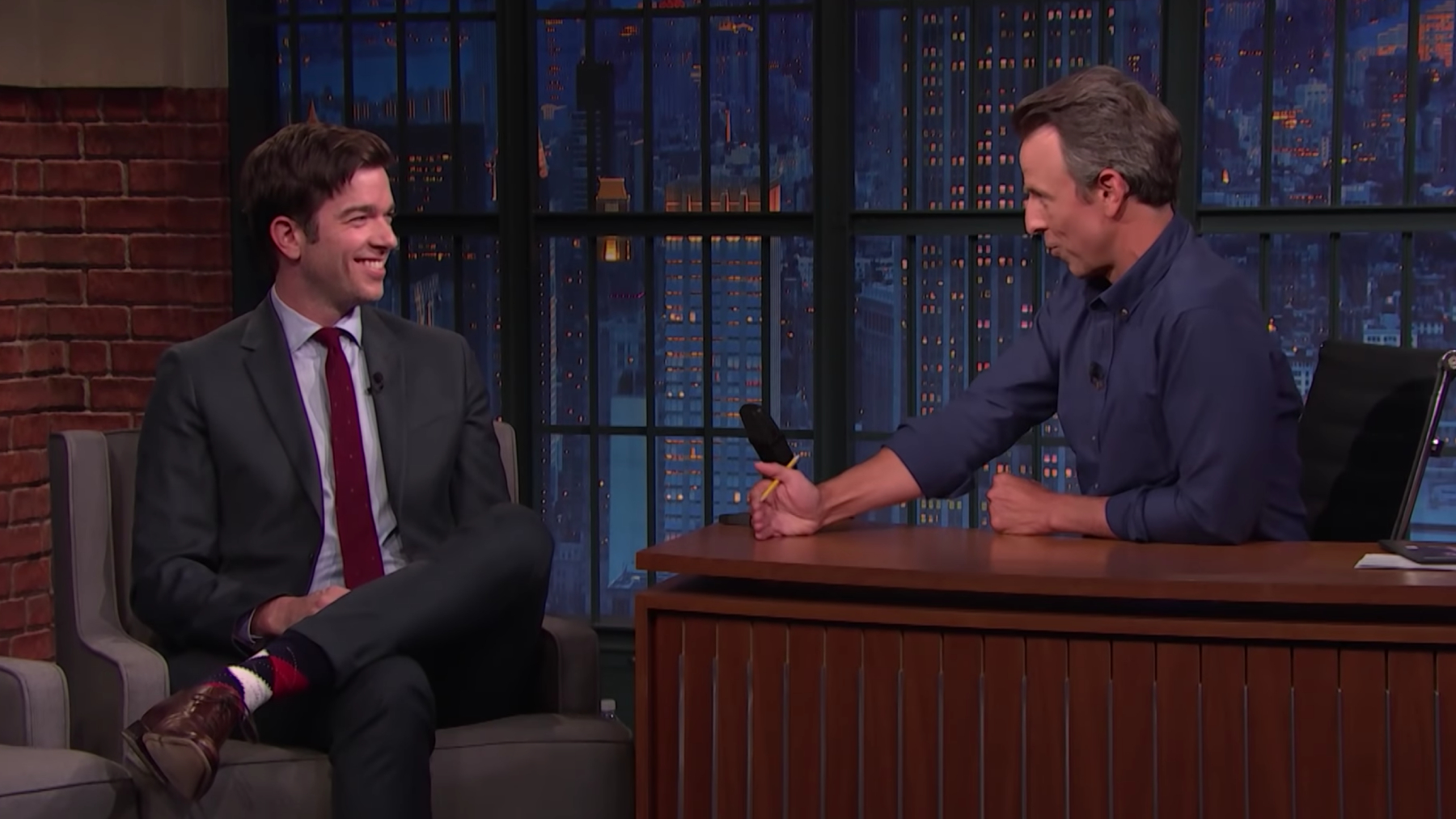 John Mulaney Talks Rehab, Pregnancy With Olivia Munn in First Interview Since Recovery - Rolling Stone