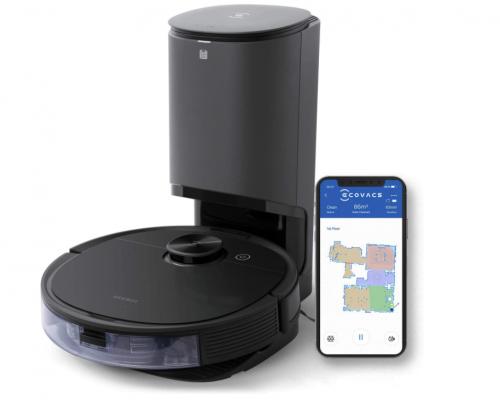 ECOVACS Deebot N8 Pro+ Robot Vacuum