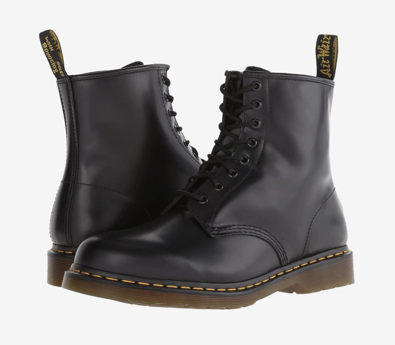 combat boots dr martens classic