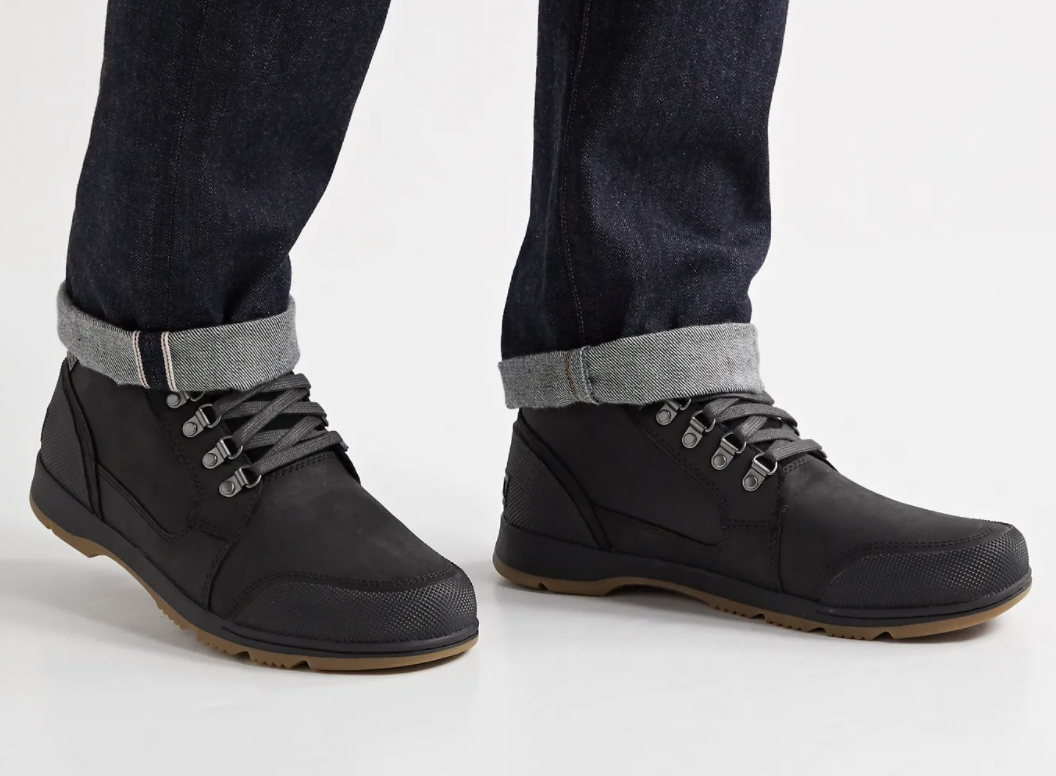 military boots for hiking