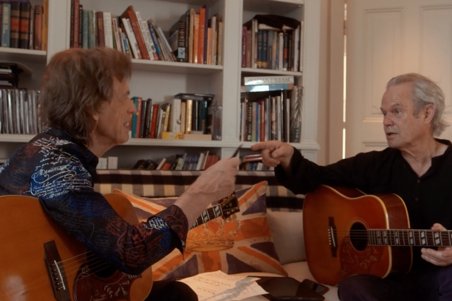 Mick Jagger Joins Brother Chris in Video for Soulful Song 'Anyone Seen My Heart'.jpg