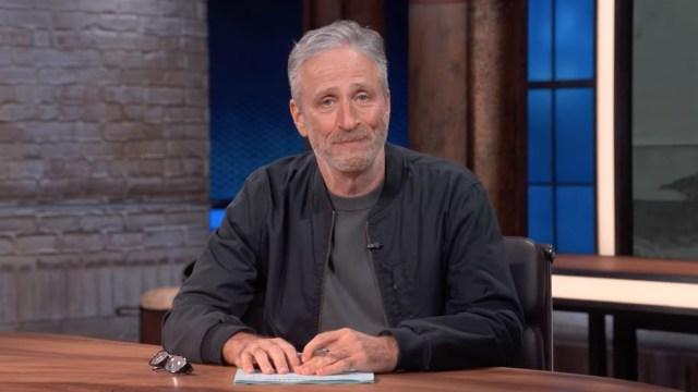 Jon Stewart's Got All Sorts of 'Problems' in Teaser for New Apple TV+ Show.jpg