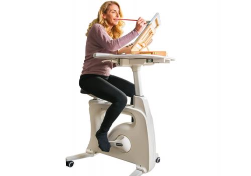 Sit2Go® FlexiSpot Home Workstation