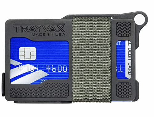 tactical wallet metal