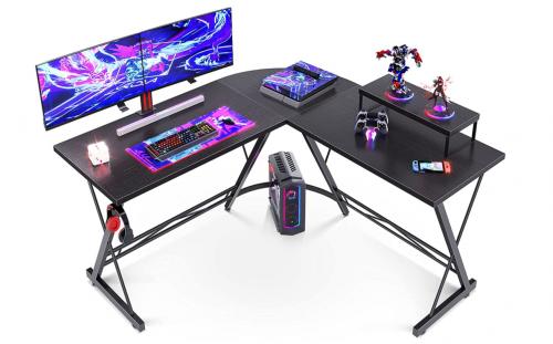 Casaottima L Shaped Gaming Desk