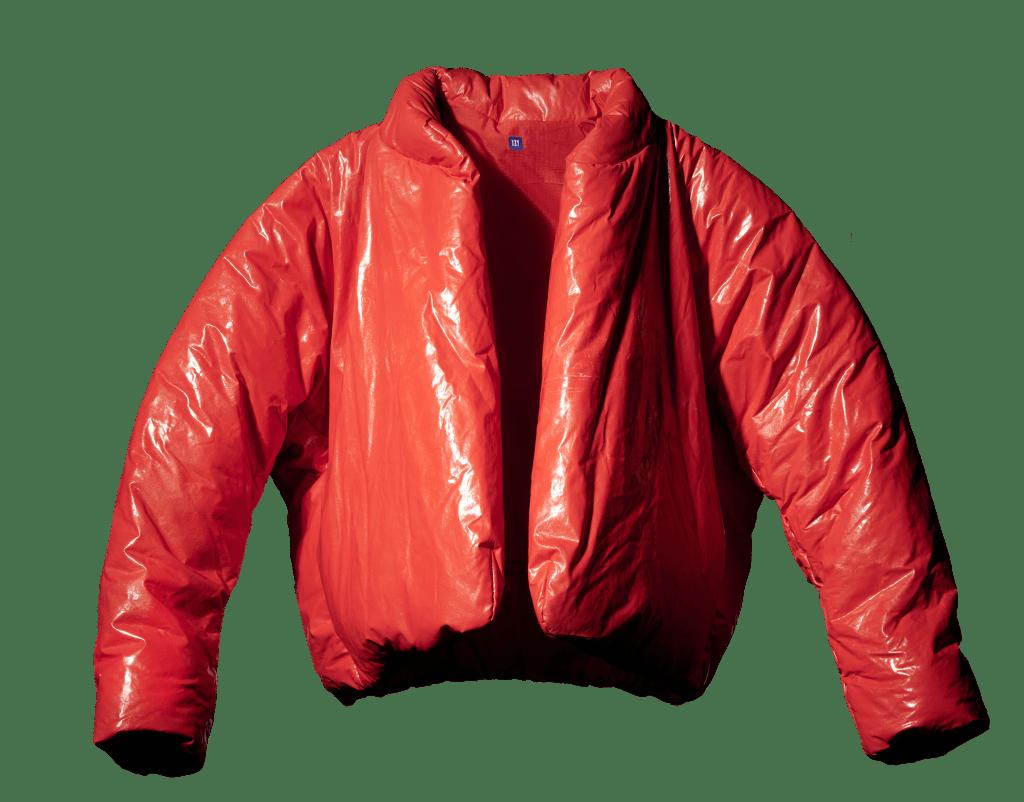 Yeezy Gap's round jacket
