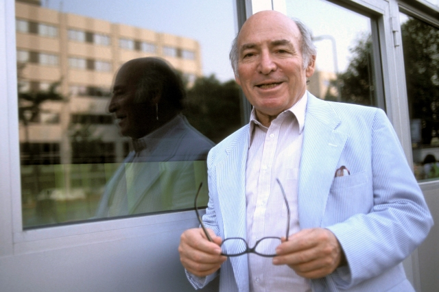 George Wein, Newport Jazz Producer and Pioneer of the Modern Music Festival, Dead at 95.jpg