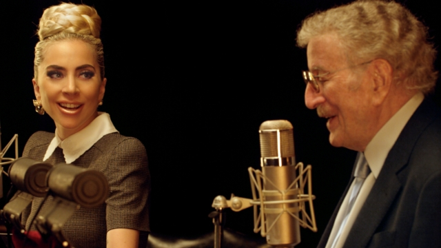 Lady Gaga and Tony Bennett Breeze Through Cole Porter Classics in 'Love for Sale' Trailer.jpg