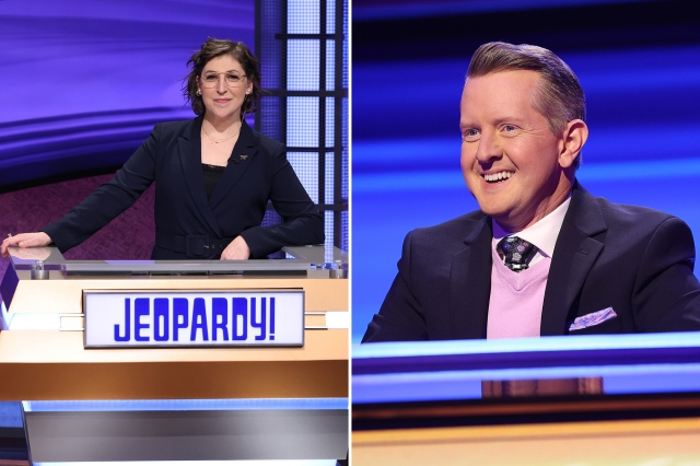 Mayim Bialik and Ken Jennings Are Your New 'Jeopardy!' Hosts — For Now.jpg