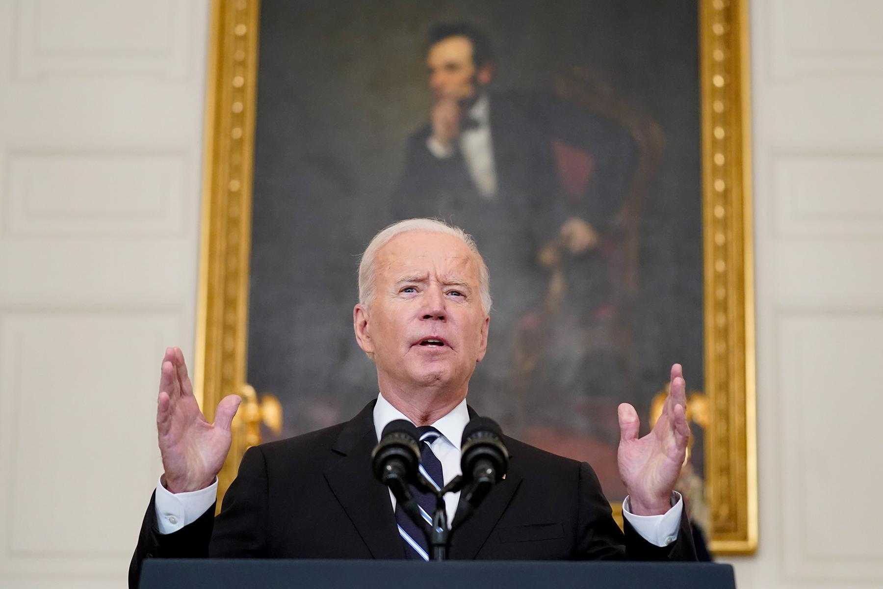 No More Half-Measures: Biden Signals New Era in Struggle Against Covid-19 thumbnail