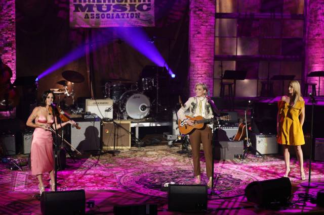 Brandi Carlile, Margo Price, and Amanda Shires Sing John Prine's 'I Remember Everything'.jpg
