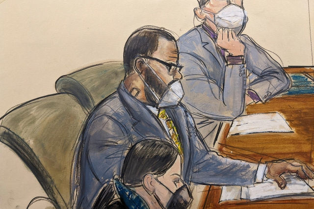 R. Kelly's Trial Defense Opens With Two Witnesses Vouching for Singer's Behavior.jpg