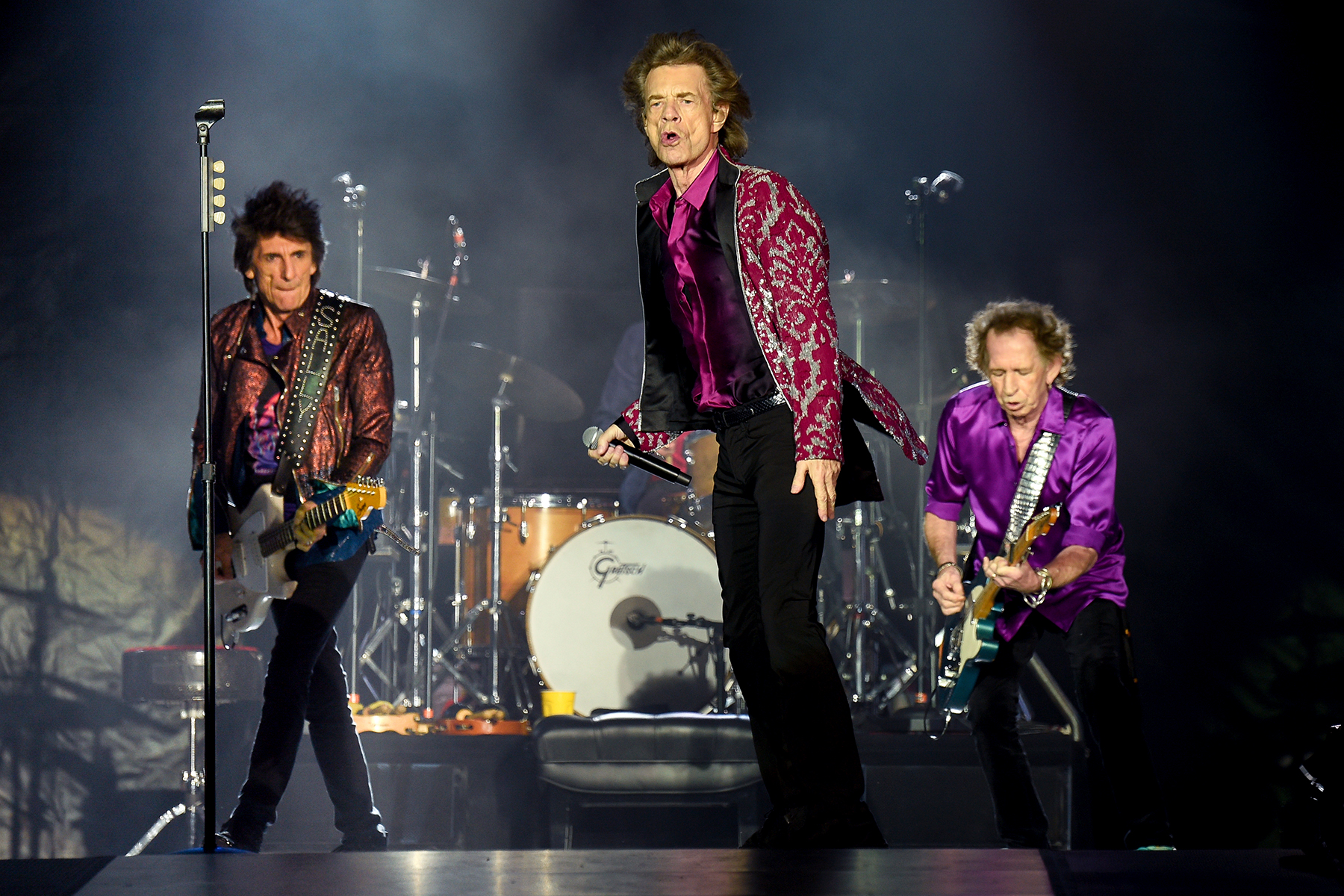 The Rolling Stones Reflect on Loss of Charlie Watts, Detail Plans for Upcoming Tour - Rolling Stone