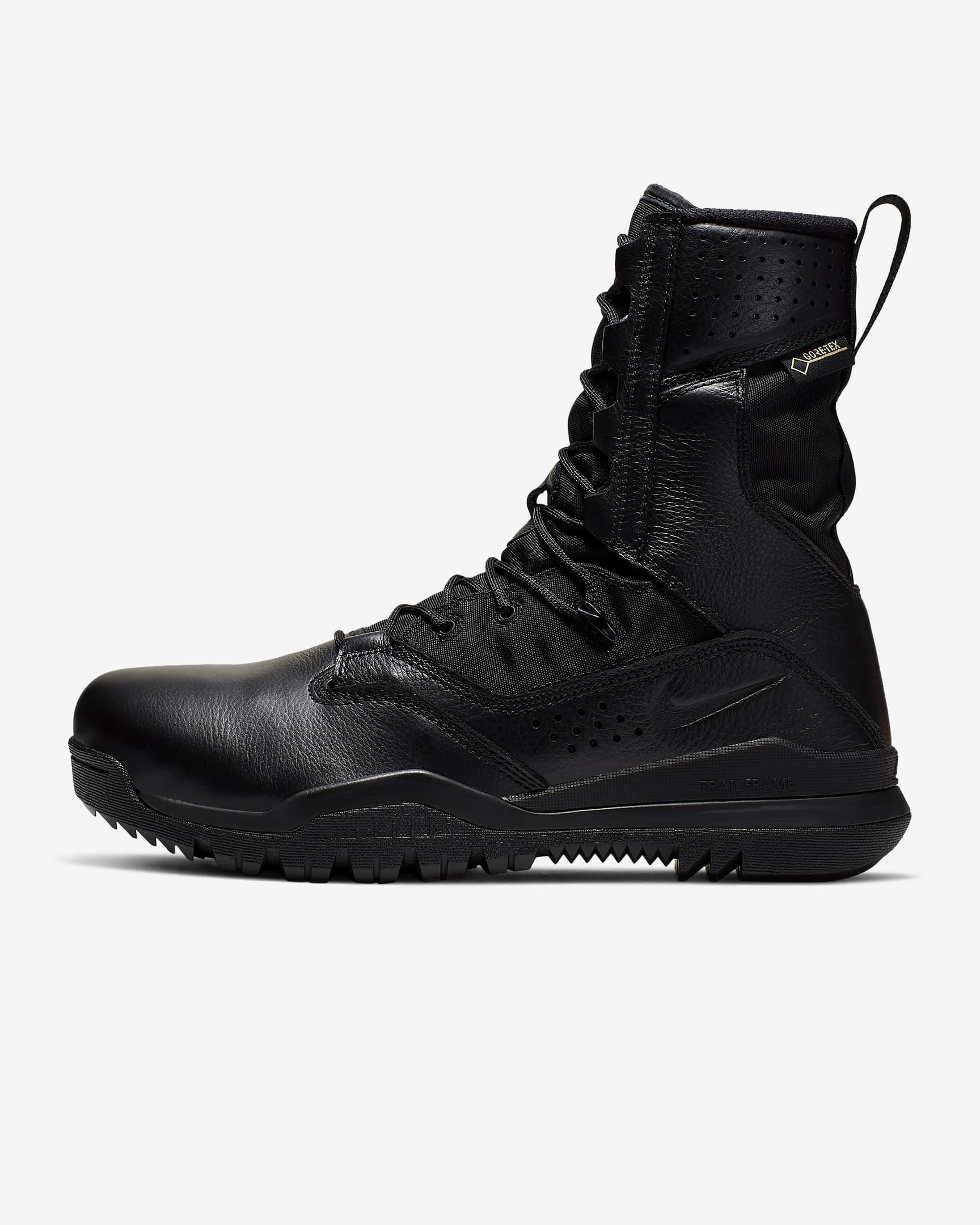 tactical boots nike mens