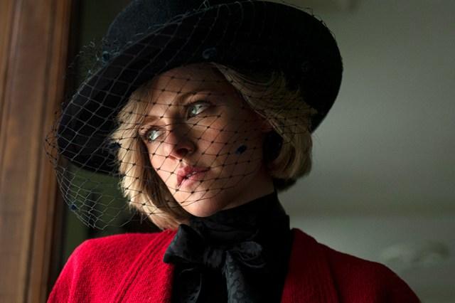Kristen Stewart's Princess Diana Struggles to Fit in Royal Family in 'Spencer' Trailer.jpg