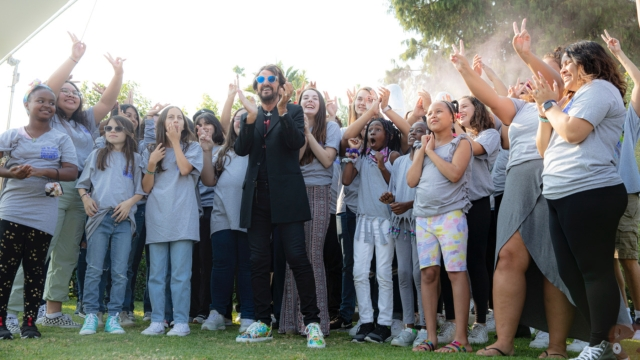 Ringo Starr Teams With Aspiring Filmmakers in Foster Care for 'Let's Change the World' Video.jpg