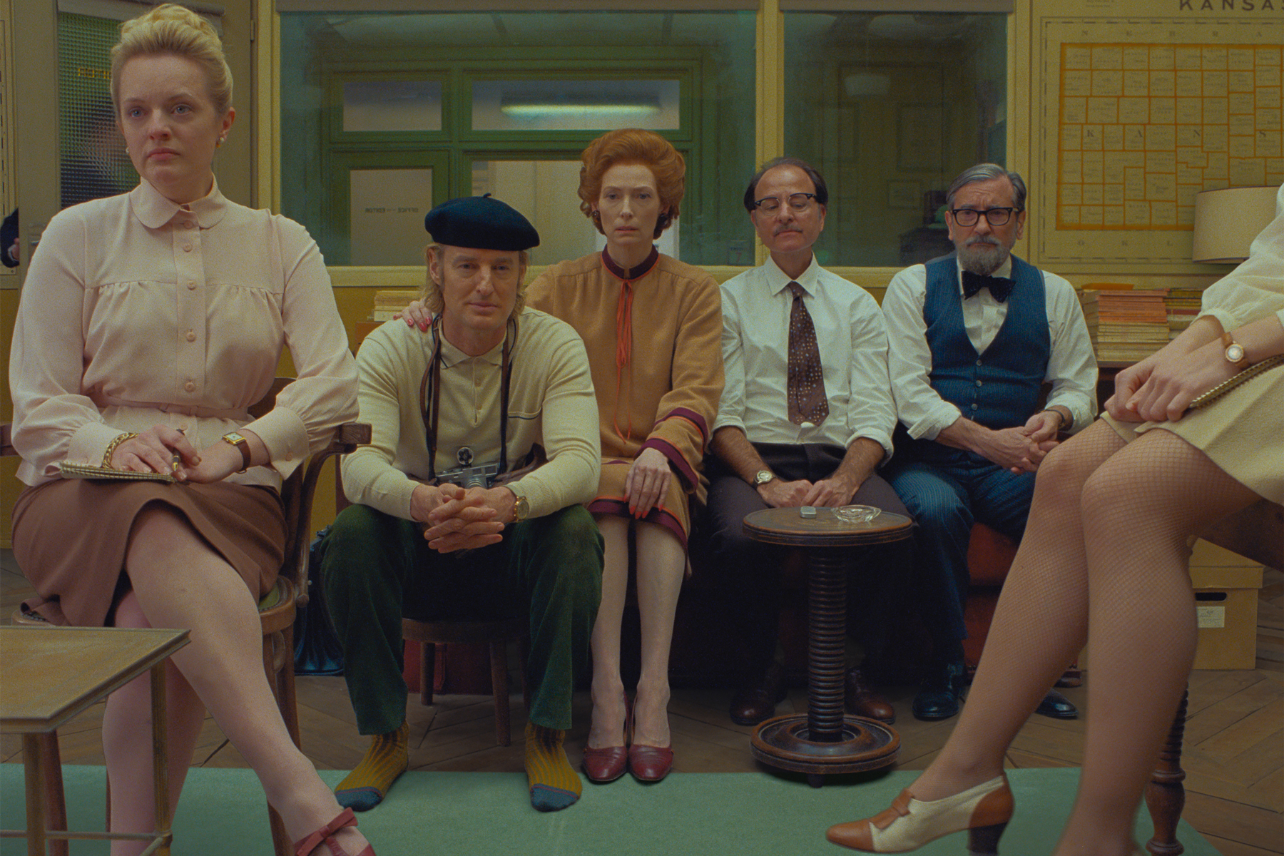 rollingstone.com - K. Austin Collins - The French Dispatch' Is the Most Wes Anderson-y Wes Anderson Movie of All Time