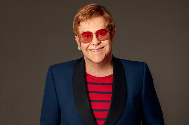 Only Elton John Could Have This Much Fun Making a Quarantine Album.jpg