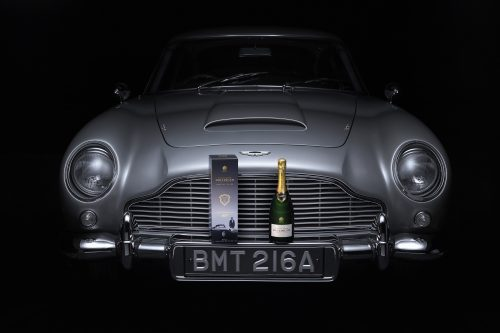 CHAMPAGNE BOLLINGER SPECIAL CUVEE 007 LIMITED EDITION