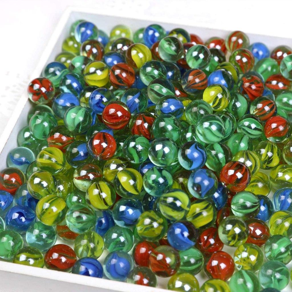 CHU KE Cats Eye Marbles