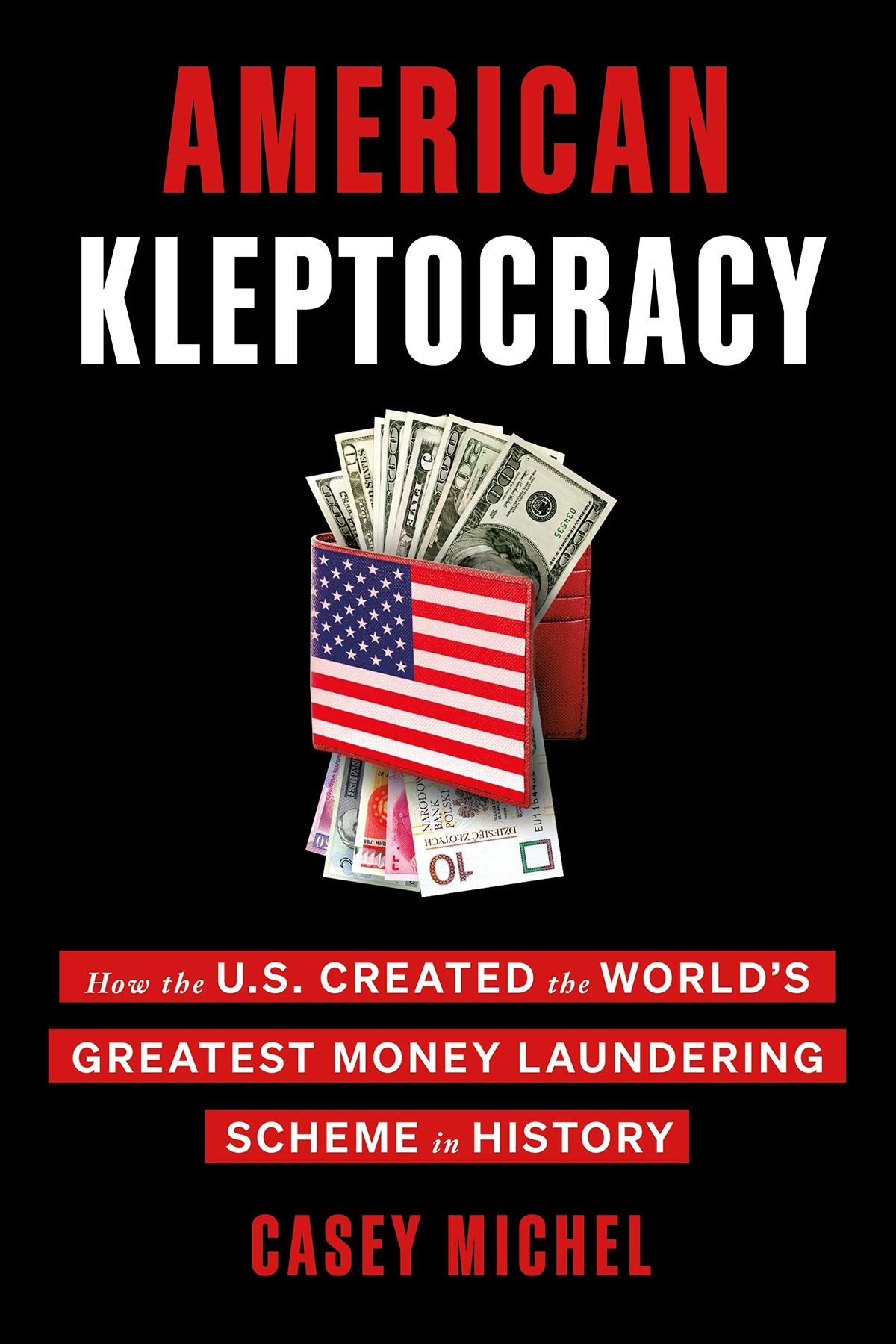american kleptocracy