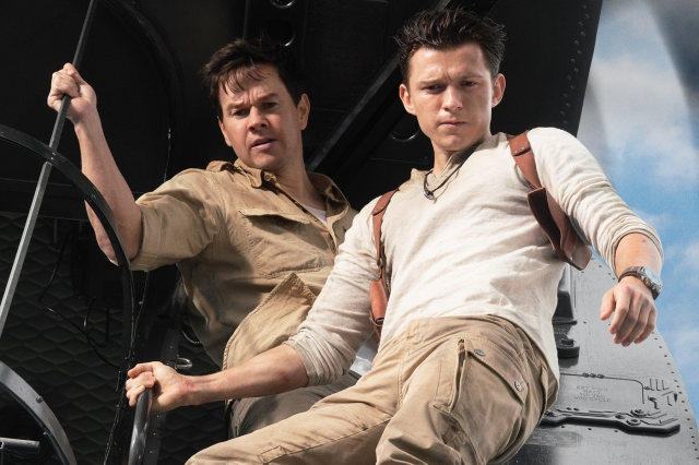 Tom Holland, Mark Wahlberg Pursue 'Greatest Treasure Never Found' in 'Uncharted' Trailer.jpg