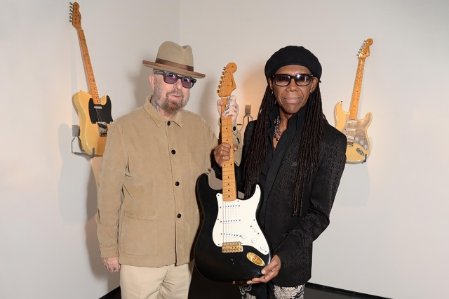 Nile Rodgers to Auction Guitars Behind Countless Dance Hits.jpg