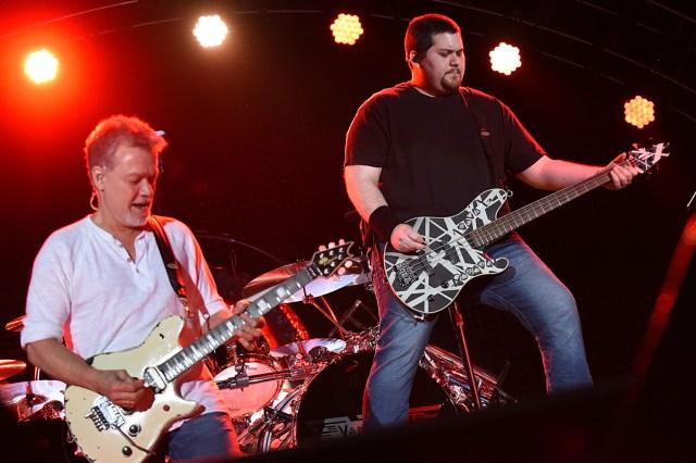 Wolfgang Van Halen Marks One Year Anniversary of Eddie Van Halen's Death: 'I Miss You So Much It Hurts'.jpg