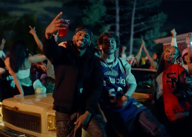 Jack Harlow, Bryson Tiller Celebrate Louisville in New Video for 'Luv Is Dro'.jpg