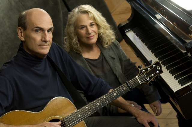 'Carole King & James Taylor: Just Call Out My Name' Concert Doc in Works.jpg