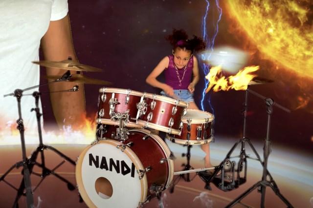 Nandi Bushell Rocks Against Global Warming in 'The Children Will Rise Up' Video.jpg
