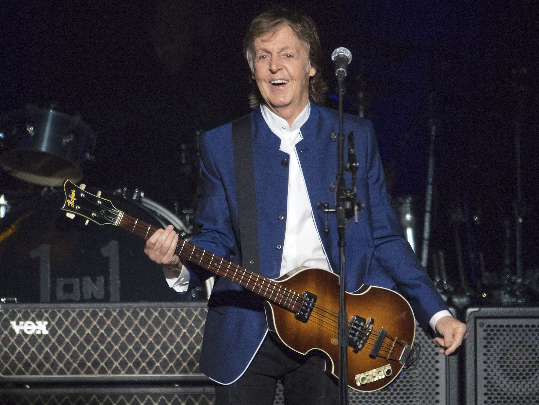 Paul McCartney Compares Beatles to Rolling Stones: 'They're a Blues Cover Band' - Rolling Stone
