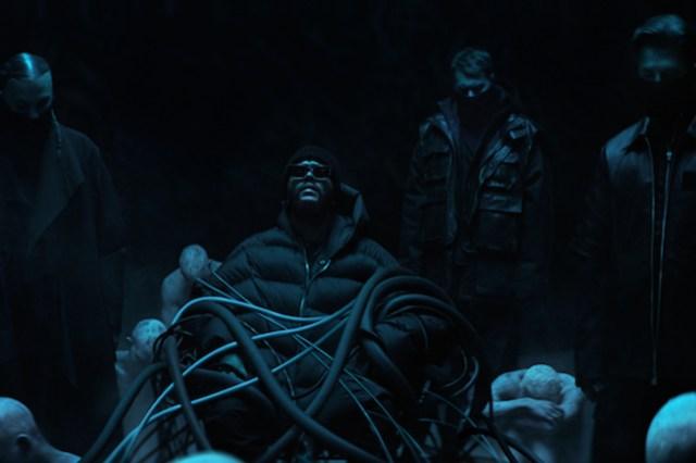 Swedish House Mafia, the Weeknd Team for 'Moth to a Flame' Video.jpg