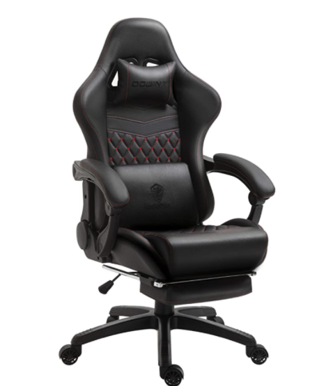 Dowinx Gaming Chair with Footrest