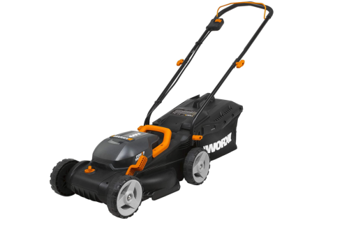 "WORX WG779 40V Power Share 4.0 Ah 14"" Lawn Mower"