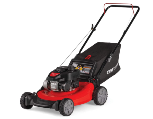Craftsman M105 140cc Gas Powered Push 21-Inch 3-in-1 Lawn Mower