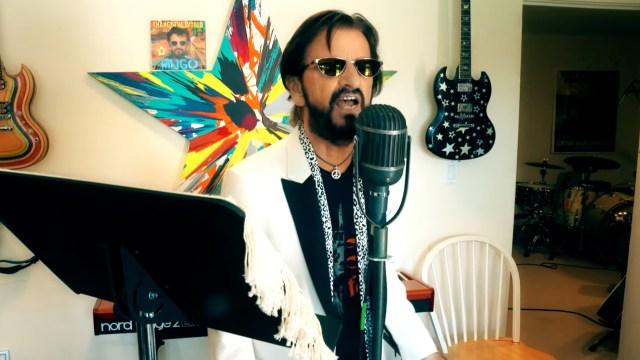 Ringo Starr Taps Into Childhood Rock & Roll Memories in 'Rock Around the Clock' Video.jpg