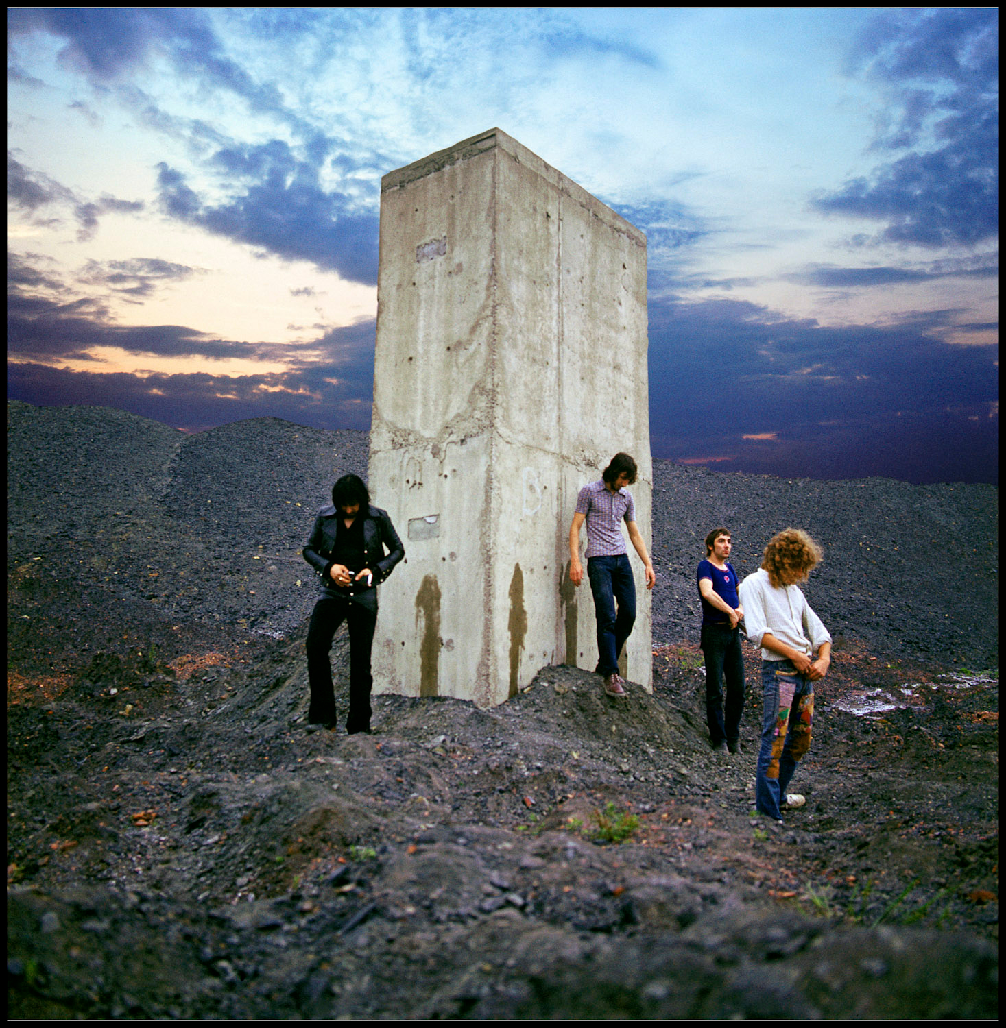 the who whos next ethan russell 1971 morrison hotel gallery