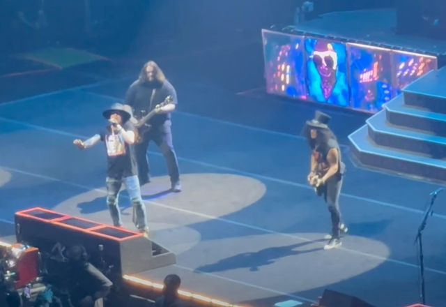 Watch Wolfgang Van Halen Join Guns N' Roses for 'Paradise City' at Florida Gig.jpg