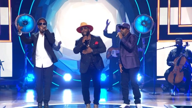 Boyz II Men Reinvent Chris Stapleton's 'Cold' With Harmonies and a Beatboxing Cellist.jpg