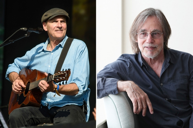 James Taylor, Jackson Browne Will Donate to Hurricane Ida Relief at Upcoming New Orleans Show.jpg