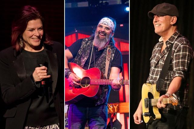 Steve Earle Taps Bruce Springsteen, Rosanne Cash, Willie Nile for John Henry's Friends Benefit.jpg