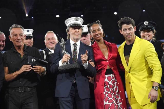 Bruce Springsteen, Paul McCartney, Jonas Brothers Raise $77.5 Million for Charity in One Night.jpg