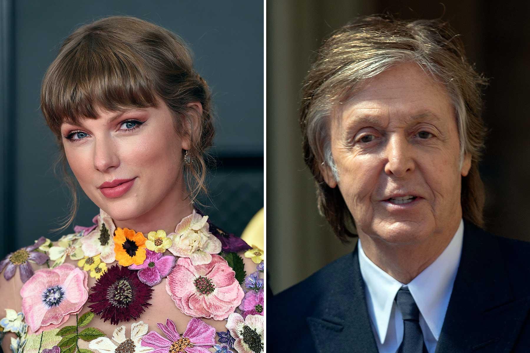 Taylor Swift, Paul McCartney, Drew Barrymore to Speak at HOF Ceremony